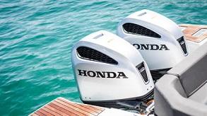Valčių varikliai - Honda Marine