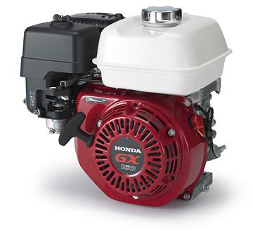 GX160 variklis